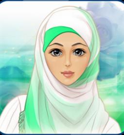 Hijab Lady